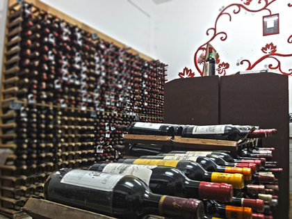 Wine Shop in Clark